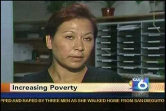 2009 Census Poverty Data Media Coverage, CW
