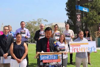 Shorted: Wage Theft, Time Theft and Discrimination in San Diego County Restaurant Jobs