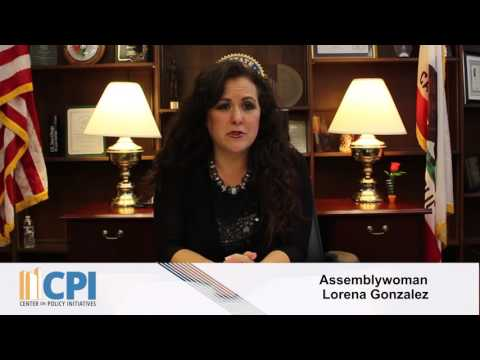 2015 Spotlight on Justice Awards Visionary Leadership Lorena Gonzalez
