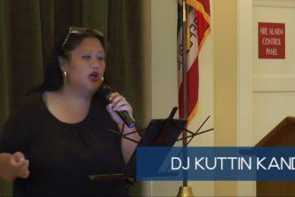 Kuttin Kandi spoken word- SEJ 2017 graduation