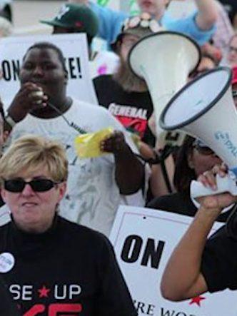 Jennifer Epps-Addison, CPD Co-Executive Director, Spotlight on Justice keynote