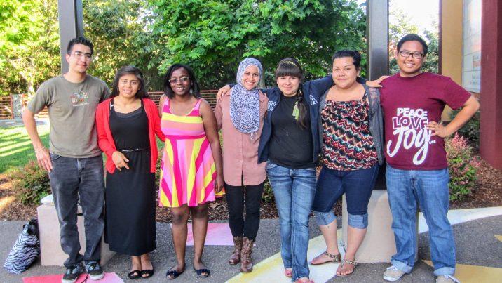 Students for Economic Justice SEJ Summer Fellowship graduation photo 2013