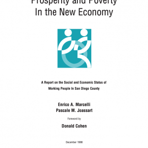 Prosperity and Poverty in the New Economy (1998)