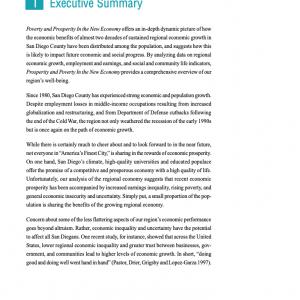Summary: Prosperity and Poverty in the New Economy (1998)