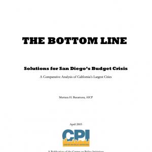 The Bottom Line (2005)