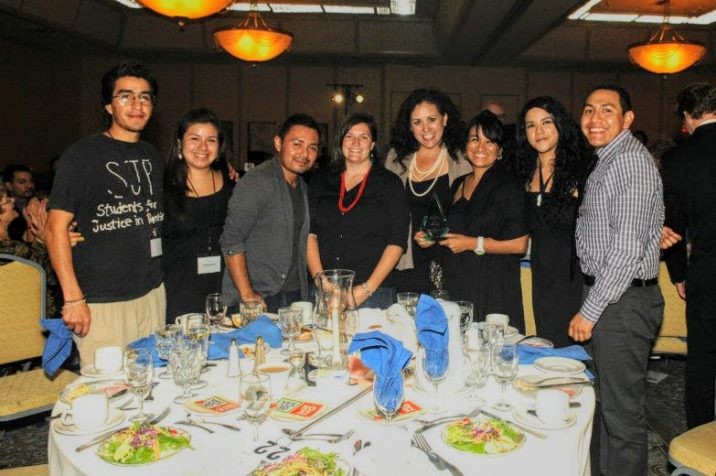 CPI San Diego Students for Economic Justice Fellowship Group Photo 2012