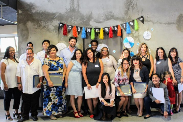 Boards and Commissions Leadership Institute Group Graduation Photo 2017 CPI San Diego